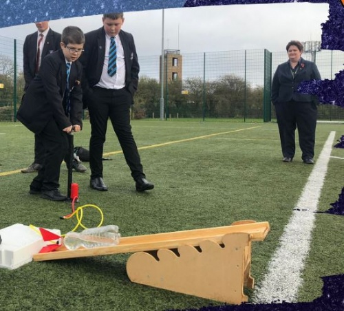 House Championships - Bottle Rockets