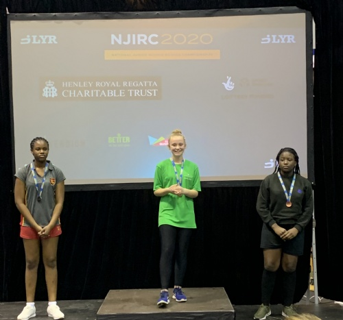 Isobel Crowned National Champion