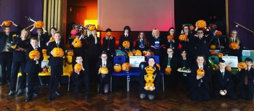 House Championships - Pumpkin Carving